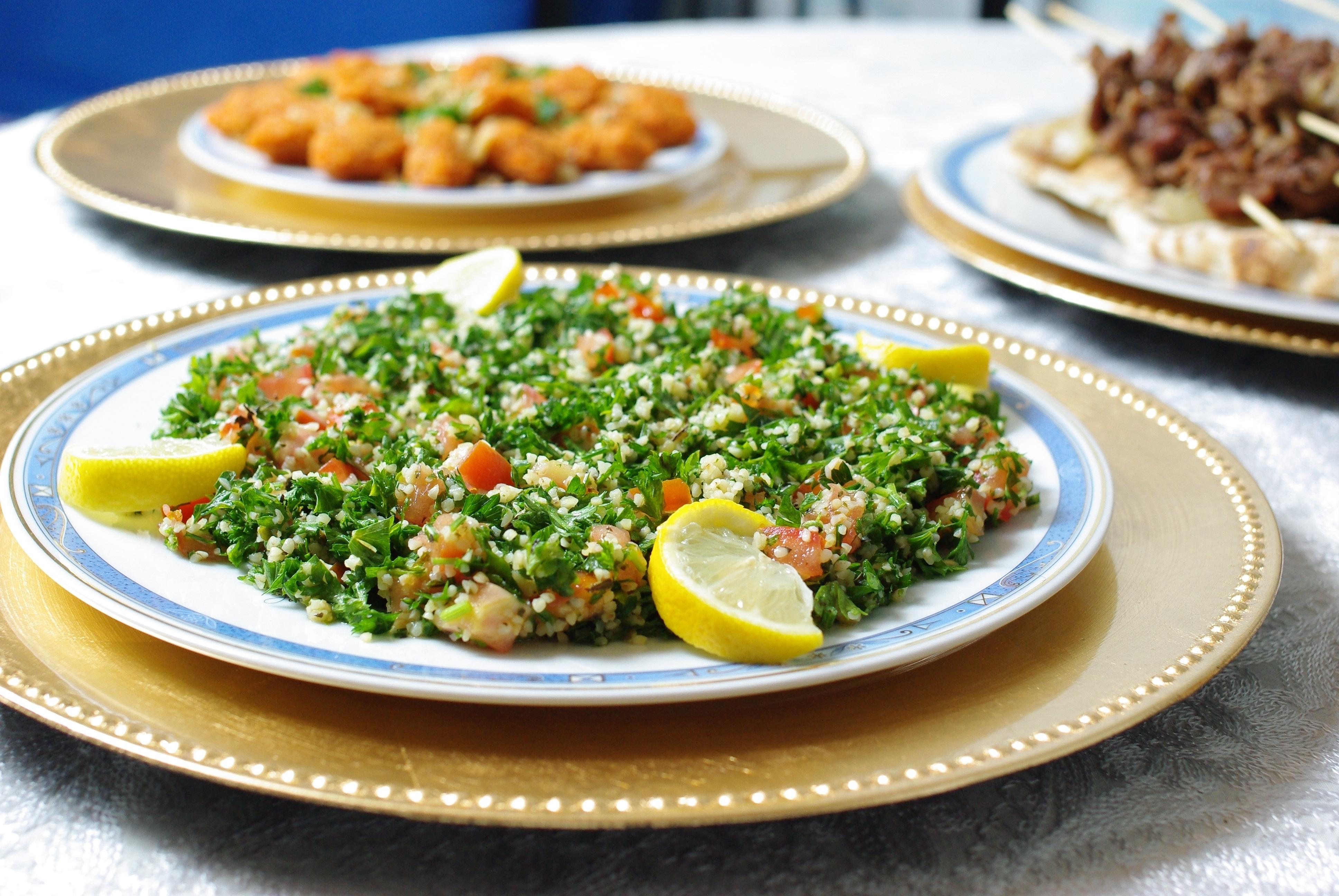 Aid Moubarak Paris Alep Cuisine Syrienne