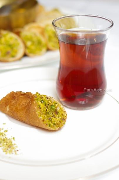 atayef & thé