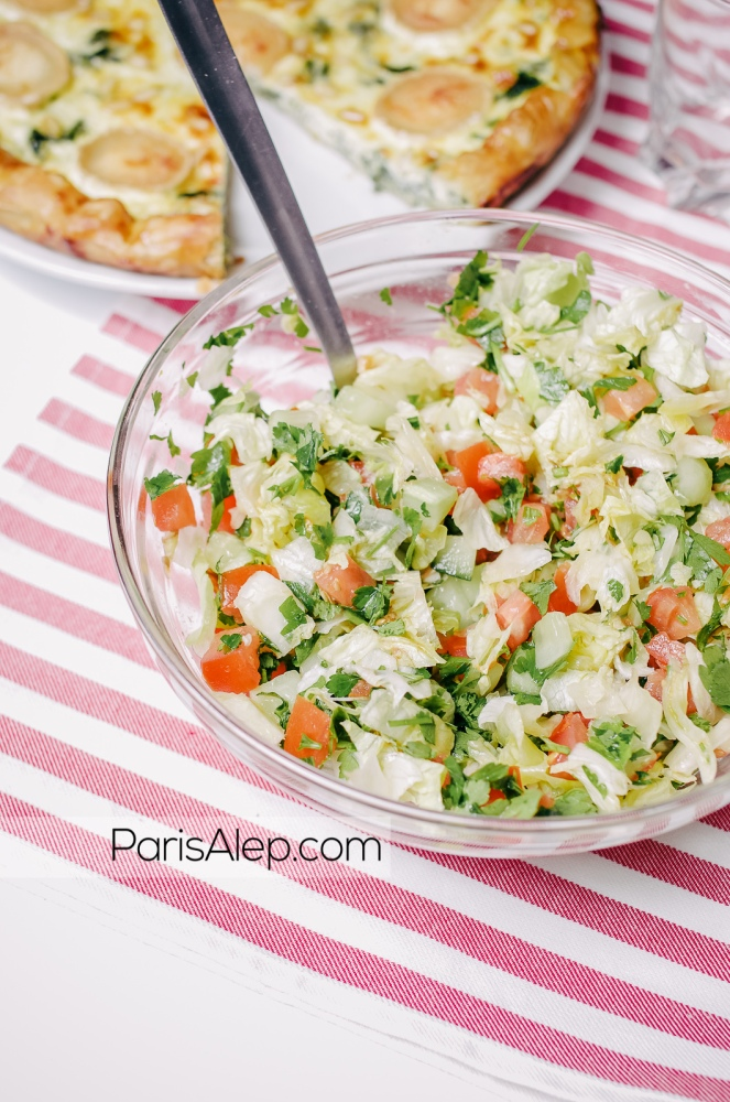 salade syrienne
