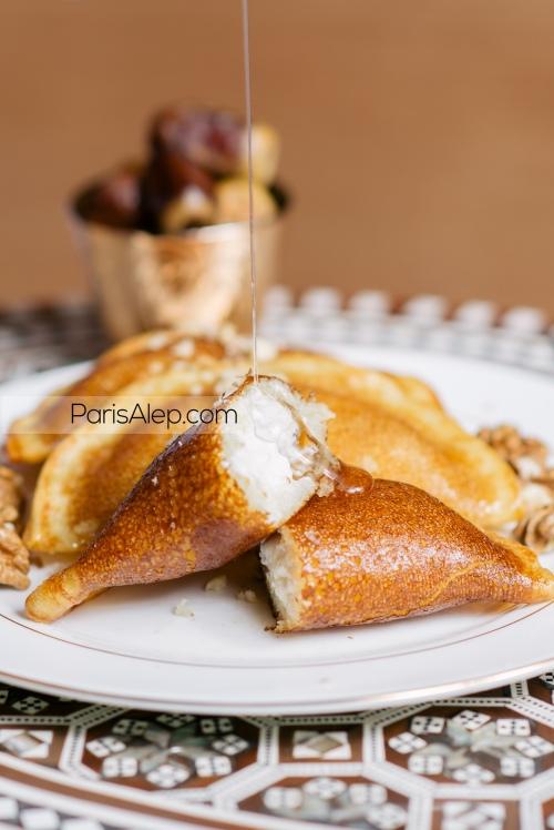 Atayef crème noix