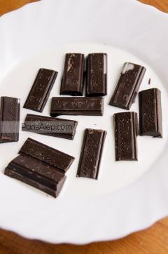 crème liquide chocolat