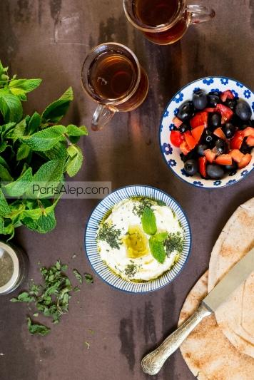 Paris Alep Cuisine Syrienne Saveurs De Syrie De France